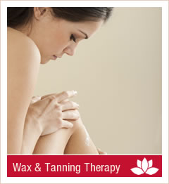 Wax and Tanning Therapy